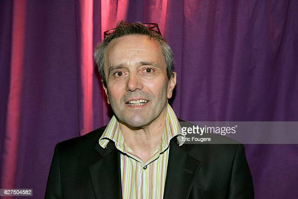 Philippe Chazal attends the French launch of TNT