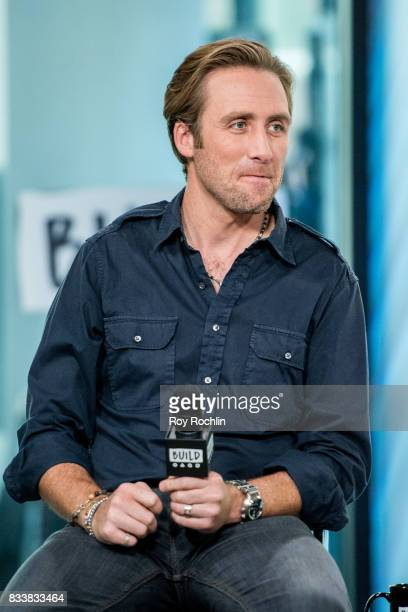 Philippe Cousteau discusses 'Caribbean Pirate Treasure' with the Build Series at Build Studio on August 17 2017 in New York City