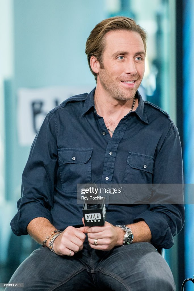 Philippe Cousteau discusses 'Caribbean Pirate Treasure' with the Build Series at Build Studio on August 17, 2017 in New York City.
