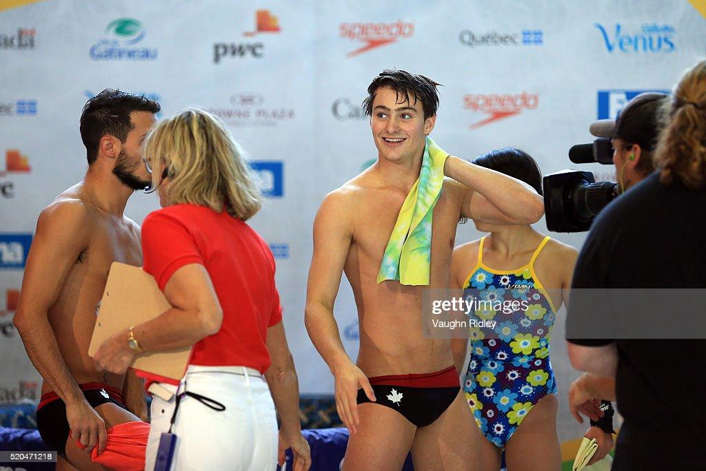 FINA Diving Grand Prix 2016 #4 Gatineau