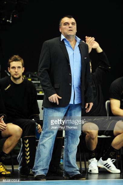 Philippe GARDENT Chambery / Vive Targi Kielce Ligue des Champions Phare Chambery