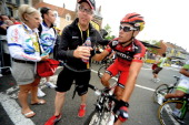 Philippe Gilbert of team BMC RACING TEAM during Stage 3 of the Tour de France on July 3 Orchies to BoulognesurMer France