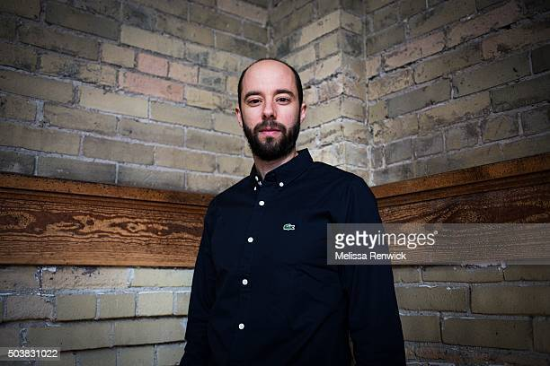 TORONTO ON  NOVEMBER 18 Philippe LeBlanc is the CEO of Flixel a company that has designed Cinemegraph apps