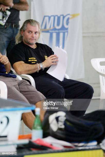 Piscine stock photos and pictures getty images for Interieur sport philippe lucas