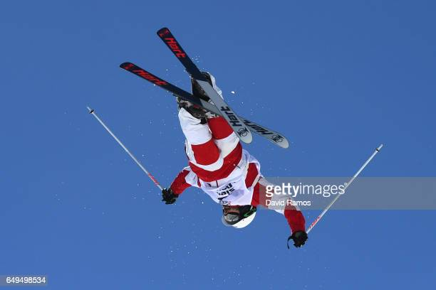 Philippe Marquis of Canada competes in the Men's Moguls qualification on day one of the FIS Freestyle Ski Snowboard World Championships 2017 on March...