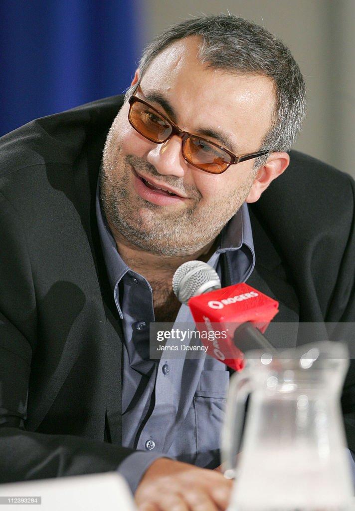 "2004 Toronto International Film Festival - ""Modigliani"" Press Conference"