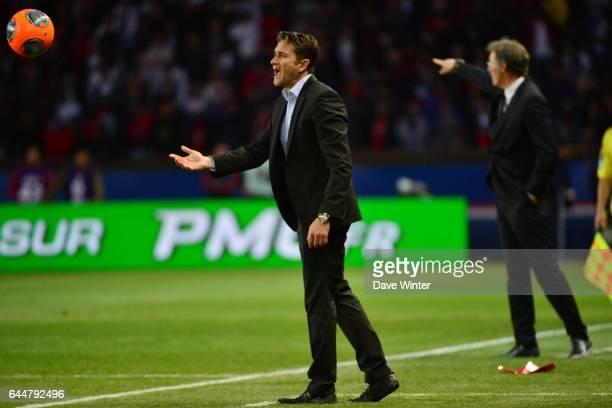 Philippe MONTANIER Paris Saint Germain / Rennes 36eme journee de Ligue 1 Photo Dave Winter / Icon Sport