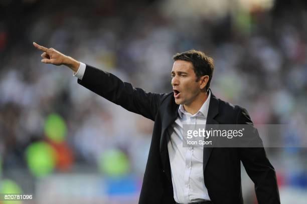 Philippe MONTANIER Lyon / Valenciennes 5eme journee de Ligue 1