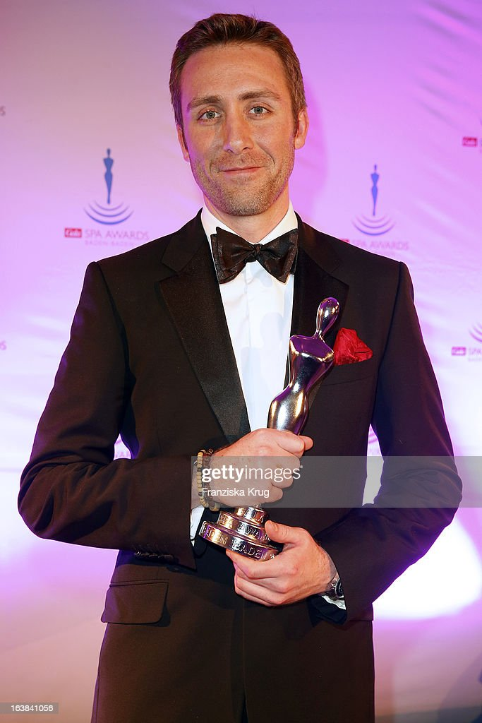 Philippe Pierre Cousteau attends the Gala Spa Award 2013 at the Brenners Park Hotel on March 16, 2013 in Berlin, Germany.