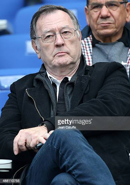 Philippe Tournon attends the French Cup Final between Stade Rennais FC and EA Guingamp at Stade de France on May 3 2014 in SaintDenis near Paris...