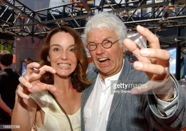 Philippine LeRoy Beaulieu and JeanJacques Annaud Director