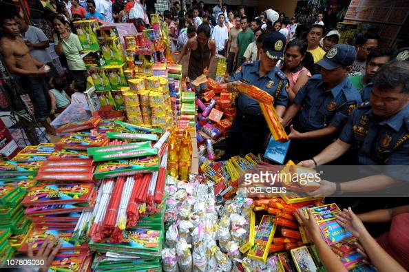 types of firecrackers in the philippines