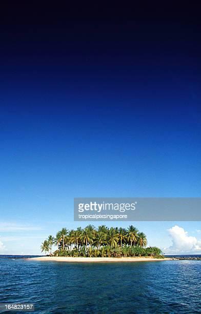 Philippines, Surigao Del Norte, Siargao island, islet.