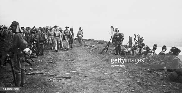 Trek Of Torture And Death The Japanese extended no honor or courtesies to a gallant foe after their victories on Bataan and Corregidor Nowhere in the...