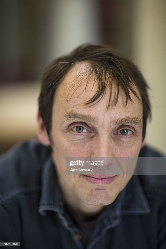 Phillip Ball, science writer, on Day 5 of the FT Weekend Oxford Literary Festival on March 26, 2014 in Oxford, England.