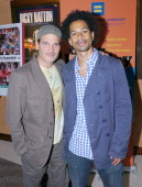 Phillip Bloch and Toure during HRC Presents Sneak Preview of 'Dirty Laundry' May 19 2006 at HBO Building in New York City New York United States