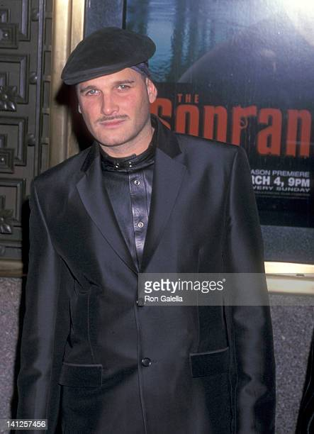 Phillip Bloch at the Screening of the Third Season of 'The Sopranos' Radio City Music Hall New York City