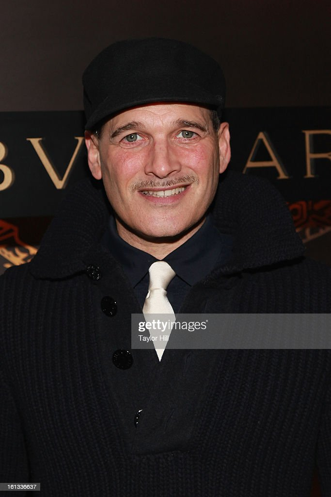 Phillip Bloch attends Bulgari Celebrates Icons Of Style: The Serpenti during Fall 2013 Fashion Week at Bulgari Fifth Avenue on February 9, 2013 in New York City.
