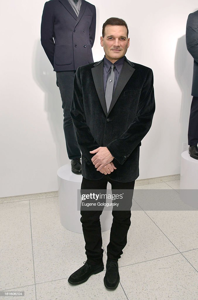 Phillip Bloch attends Elie Tahari during Fall 2013 Mercedes-Benz Fashion Week on February 12, 2013 in New York City.