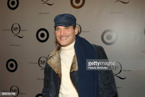 Phillip Bloch attends McQ Alexander McQueen for Target Debuts TARGET McQ MARKET in NYC at St John's Center on February 13 2009 in New York City