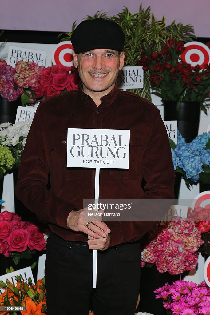 Phillip Bloch attends Prabal Gurung for Target launch event on February 6, 2013 in New York City.