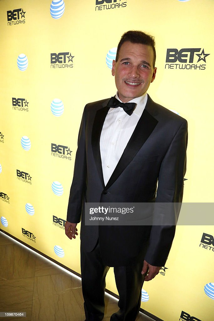 Phillip Bloch attends the 2013 BET Networks Inaugural Gala at Smithsonian National Museum Of American History on January 21, 2013 in Washington, United States.