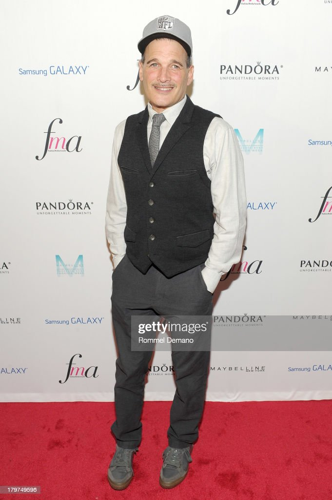 Phillip Bloch attends The Daily Front Row's Fashion Media Awards at Harlow on September 6, 2013 in New York City.