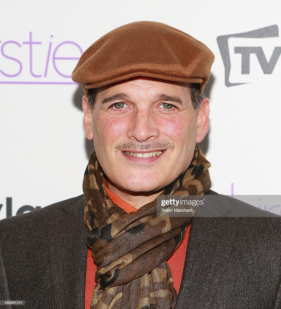 <a gi-track='captionPersonalityLinkClicked' href=/galleries/search?phrase=Phillip+Bloch&family=editorial&specificpeople=204171 ng-click='$event.stopPropagation()'>Phillip Bloch</a> attends the 'Kirstie' premiere party at Harlow on December 3, 2013 in New York City.