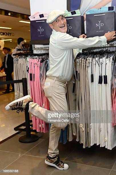Phillip Bloch attends the NYDJ Shop Opening Celebration at Bloomingdales at Bloomingdale's 59th Street Store on May 8 2013 in New York City