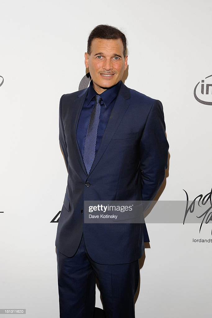 Phillip Bloch attends the Project Runway Season 10 'Wrap Party' hosted by Lord & Taylor and sponsored by HP/Intel, Brother, L'Oreal, Marie Claire and Lexus at Lord & Taylor on September 5, 2012 in New York City.