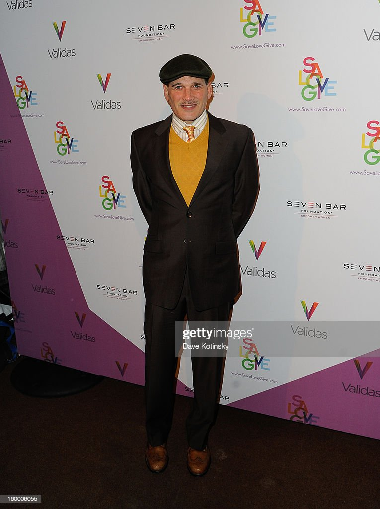 Phillip Bloch attends the Vera Launch at at Ambassadors River View at the United Nations on January 24, 2013 in New York City.