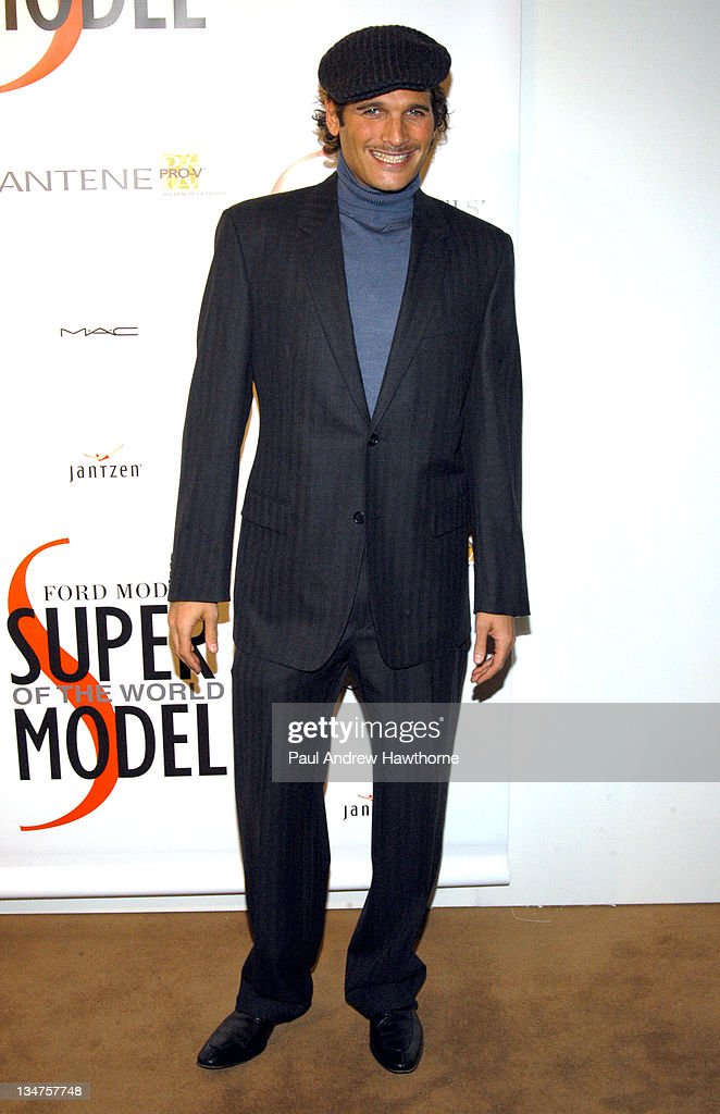 Phillip Bloch during Ford Models' Supermodel of The World - World Finals - New York at New York Public Library in New York City, New York, United States.