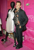 Phillip Bloch during June Ambrose Celebrates the Release of her New Book 'Effortless Style' held at Tenjune at Tenjune in New York City New York...