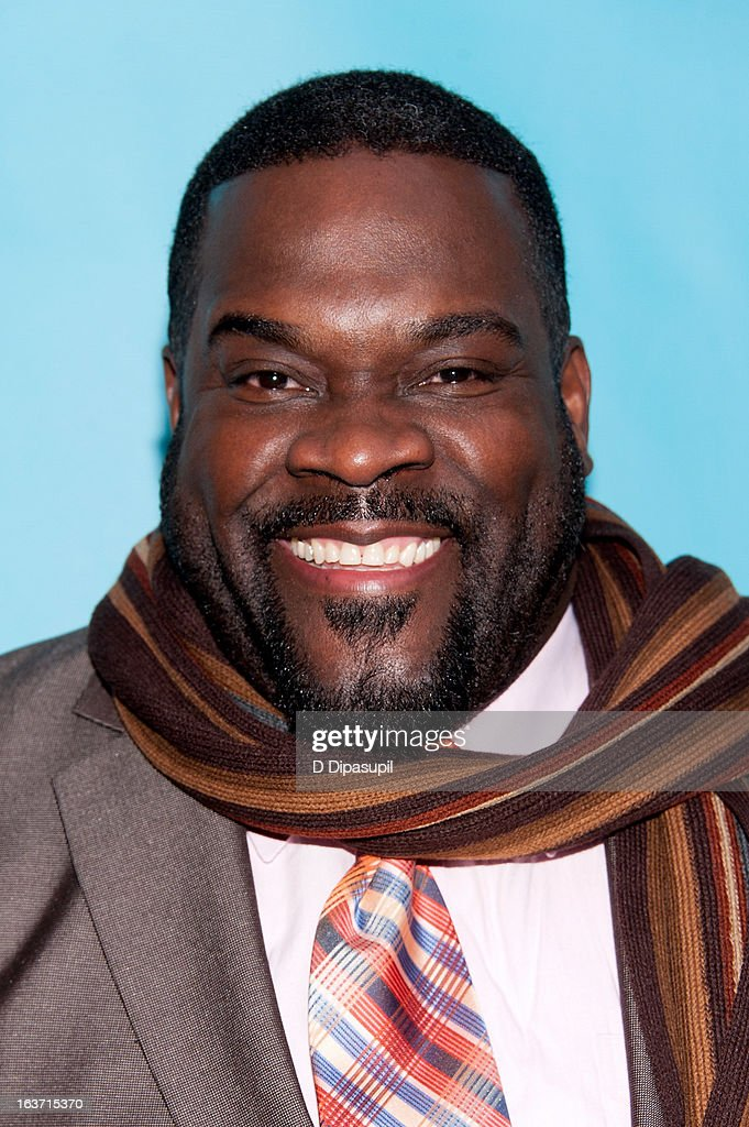 Phillip Boykin attends the 'Vanya And Sonia And Masha And Spike' Broadway Opening Night at The Golden Theatre on March 14, 2013 in New York City.