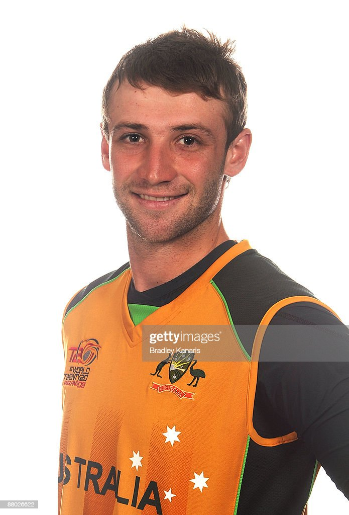 Australia World Twenty20 Team Headshots