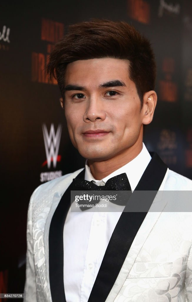Phillip Ng attends the Premiere Of WWE Studios' 'Birth Of The Dragon' at ArcLight Hollywood on August 17, 2017 in Hollywood, California.