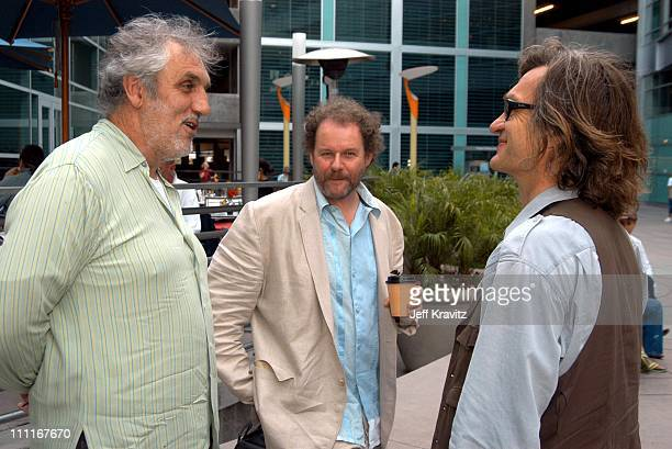 Phillip Noyce Mike Figgis and Wim Wenders *Exclusive*