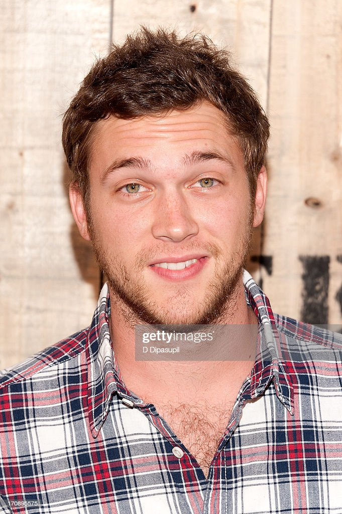 Phillip Phillips attends the Target FEED Collaboration launch at Brooklyn Bridge Park on June 19, 2013 in New York City.