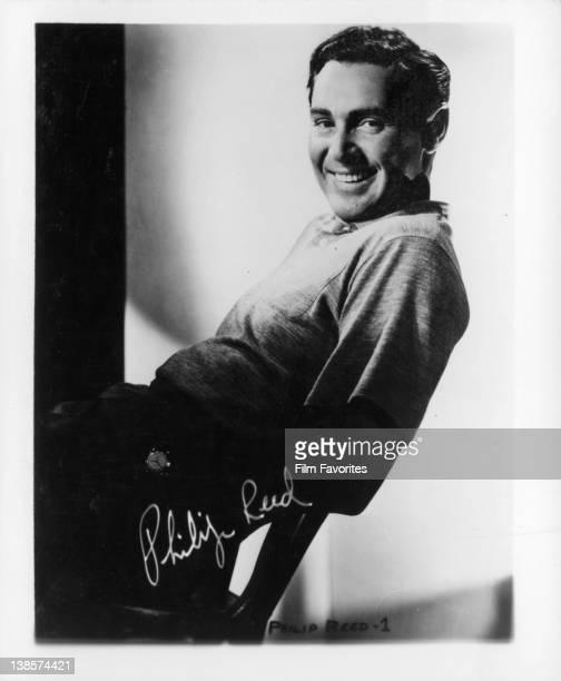 Phillip Reed circa 1940