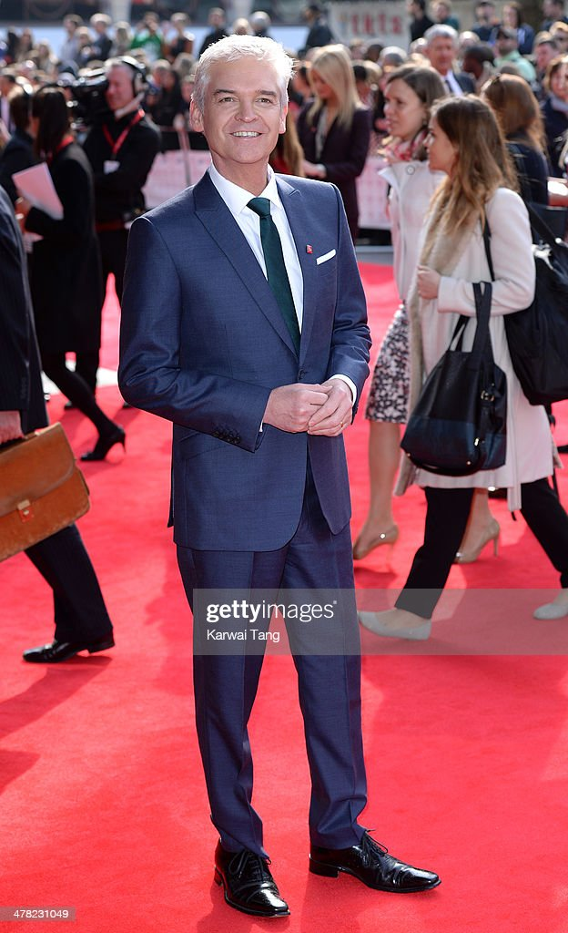 Phillip Schofield attends the Prince's Trust & Samsung Celebrate Success awards at Odeon Leicester Square on March 12, 2014 in London, England.