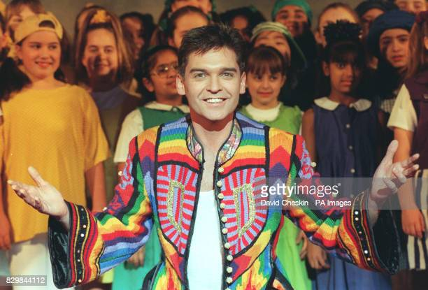 Phillip Schofield takes the title role in Joseph and the Amazing Technicolour Dreamcoat which returns to London for a limited nineweek season The...