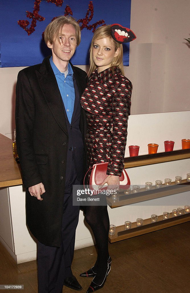 Phillip Treacey And Eloise Anson, 'Frida' Premiere After Party At Haunch Of Venison, London