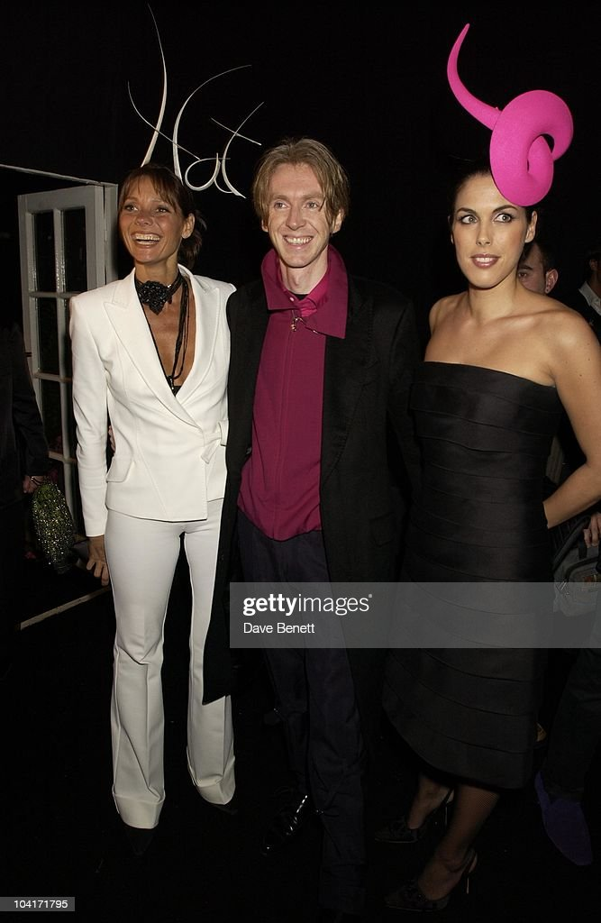 Phillip Treacey & Jessica De Rothschild, Valentino Party, At The Serpentine Gallery, London