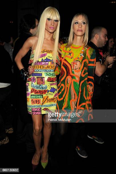 Phillipe Blond and Teri Toye attend ROGER PADILHA MAURICIO PADILHA Celebrate Their Rizzoli Publication THE STEPHEN SPROUSE BOOK Hosted by DEBBIE...