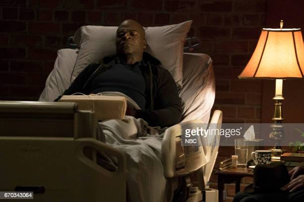 THE BLACKLIST 'Philomena' Episode 418 Pictured Hisham Tawfiq as Dembe Zuma