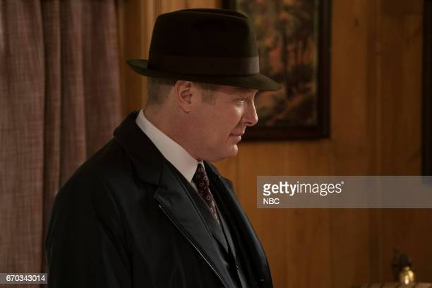 THE BLACKLIST 'Philomena' Episode 418 Pictured James Spader as Raymond 'Red' Reddington