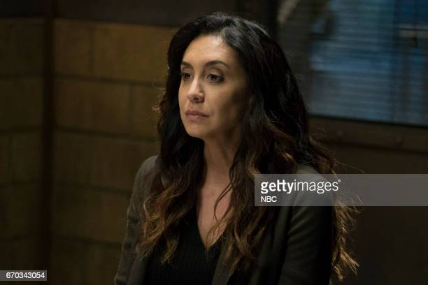 THE BLACKLIST 'Philomena' Episode 418 Pictured Mozhan Marno as Samar Navabi