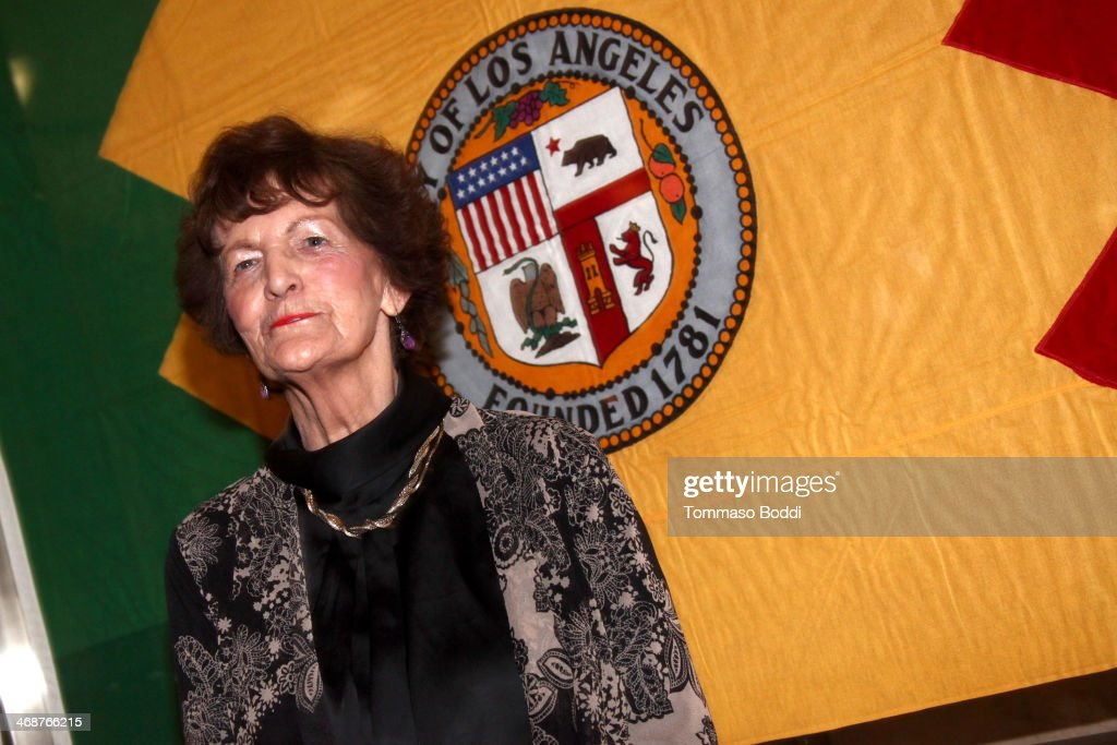 Philomena Lee Honored By The City Of Los Angeles