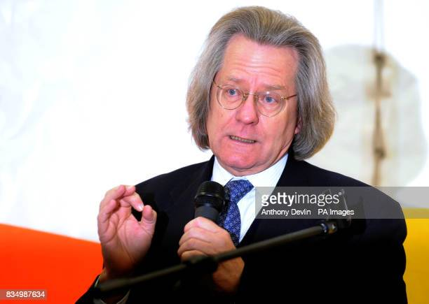 Philosopher AC Grayling speaks at an atheist campaign launch in Kensington Gardens London The UK's first ever atheist campaign is launched today as...