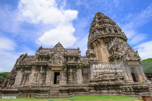 Phimai temple in Nakorn ratchasima, Thailand
